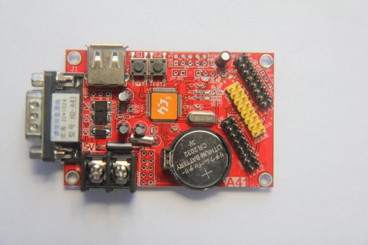 Huidu HD-A41 Single color led control card