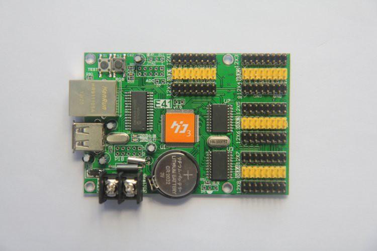 Huidu HD-E41 LED Control Card for single and dual color