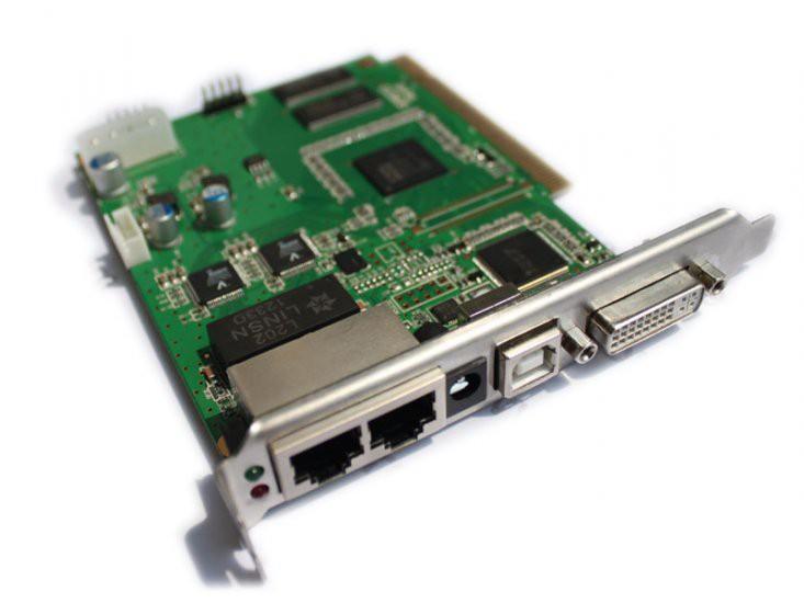 Linsn TS801D LED Control Card SD801D and L202 LED Card