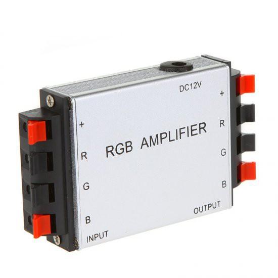 DC 12V 9A LED RGB Signal Amplifier for SMD LED Strip Light