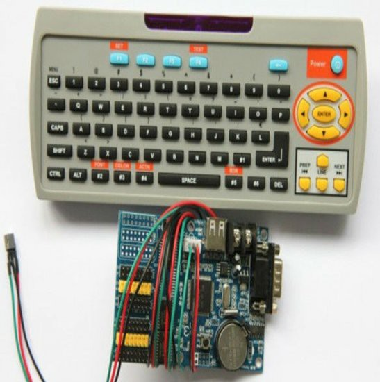 Huidu HD-R3 LED Control Card with Remote Controller
