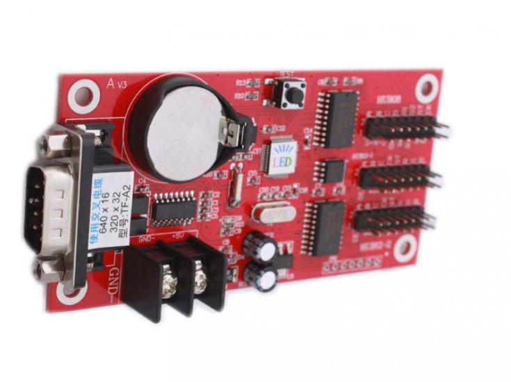 TF-A2 Multi-area serial port LED Control Card