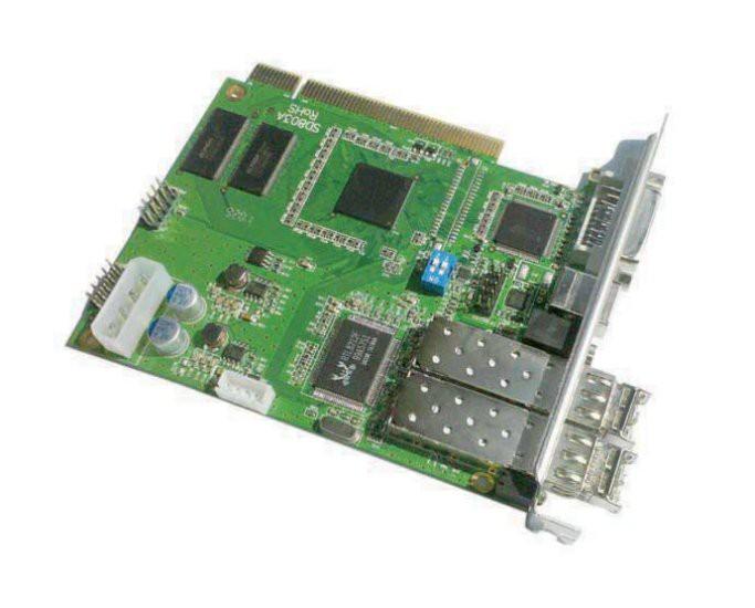 Linsn TS803 Fiber LED Card TS803 LED Control Card