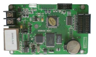 Lumen AniView2000 asynchronous led control card