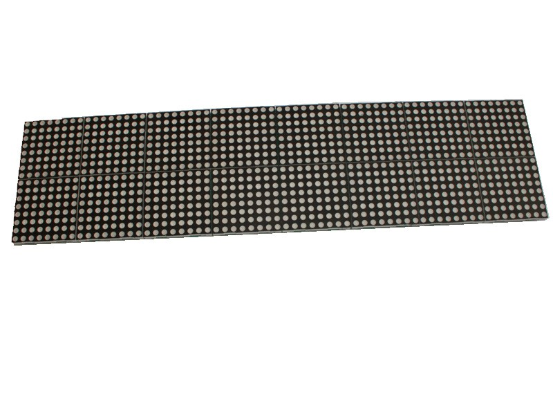 P5 red smd led display module