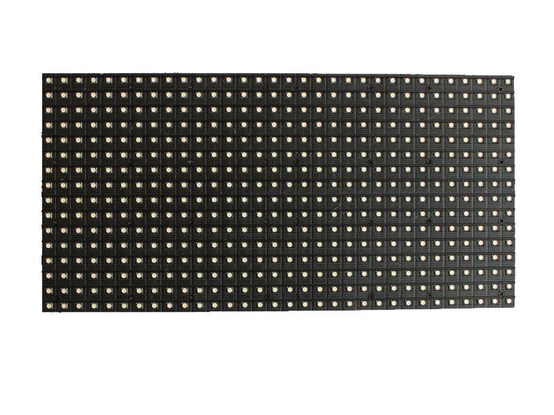 P7.62 32*16 SMD LED panel