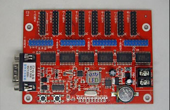 TF-C2 Multi-area serial port LED control card