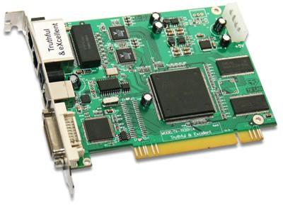 TX-T11D full color led sender control card