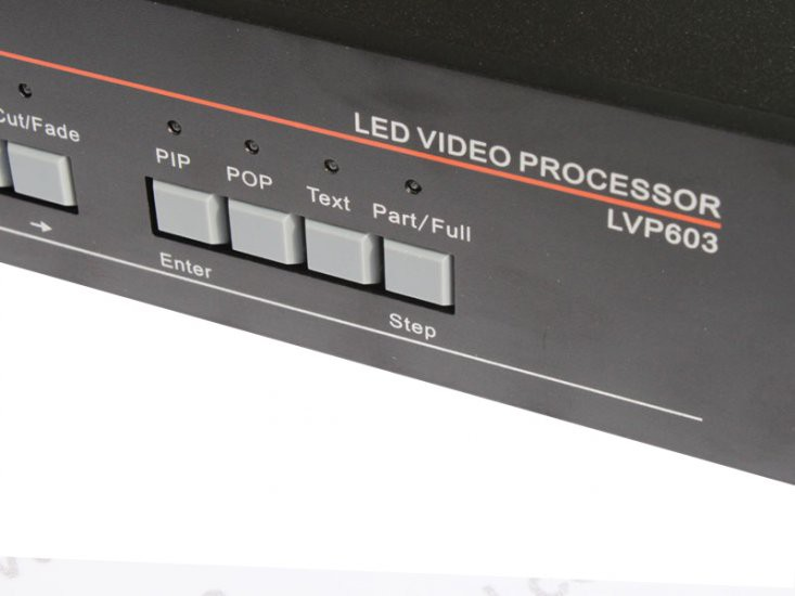 VDWALL LVP603 LED Video Processor DHL Free Shipping