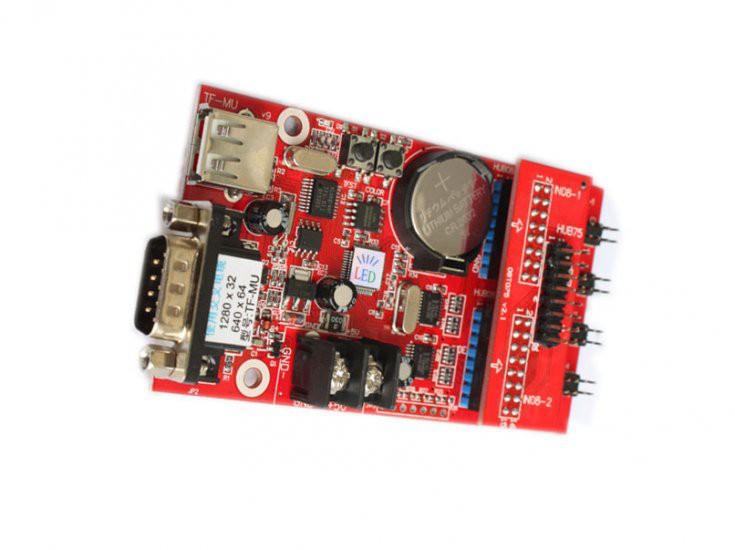 TF-MU Multi-area U-disk LED Control Card