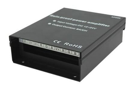 Rainproof IP65 LED Power Amplifier
