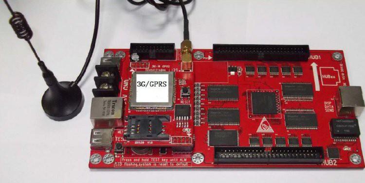 XIXUN A20 2G/3G LED Wireless Controller