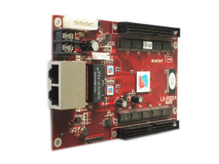 LISTEN LS-R301A LED Receiver,LED Receiving Card