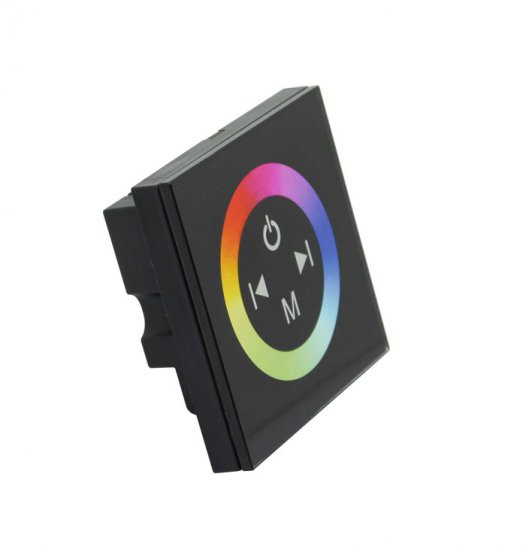 Touch Panel Full-color LED Light Controller