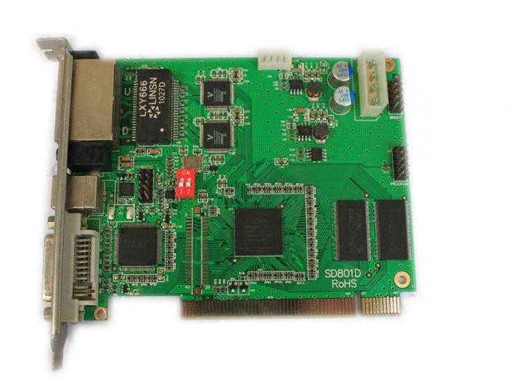 Linsn TS802 LED Card SD802D LED Control Card