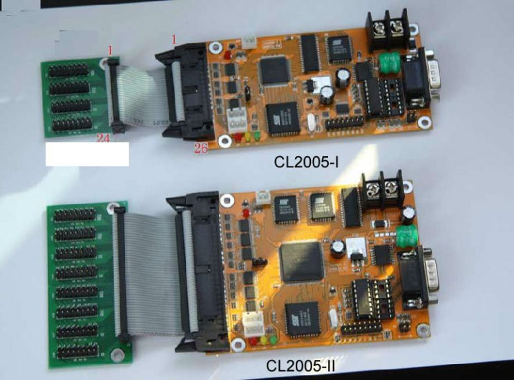 LYTEC CL2005-I Single Color LED Control Card