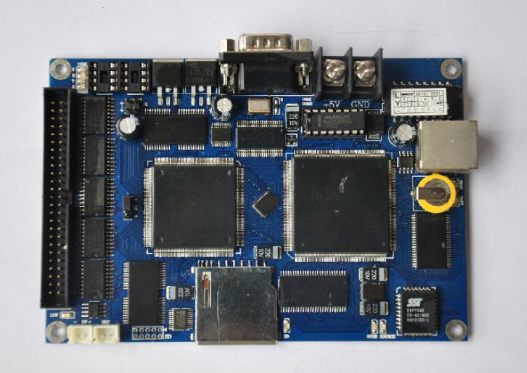 Lytec SuperComm-A gray asynchronous led control system