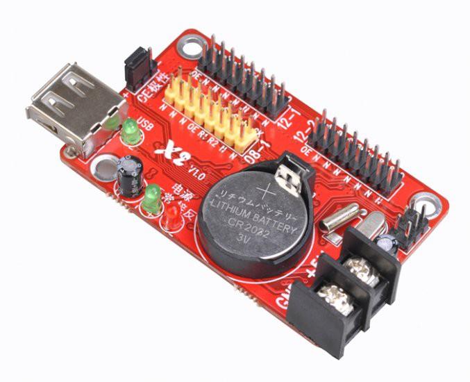 Kaler X2 Single Color LED Control Card