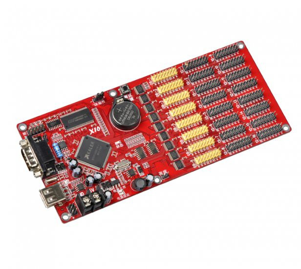 Kaler X16 single color dual color led control card