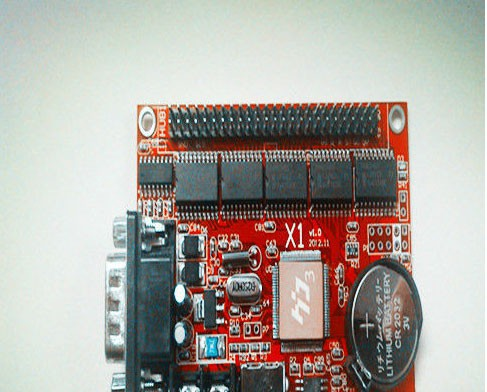 Huidu HD-X1 USB and serial port led controller card