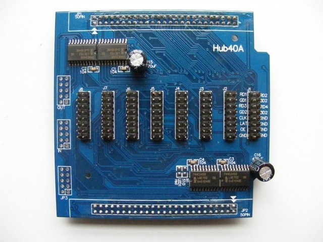 Linsn Hub40A LED Control Card For LED Display