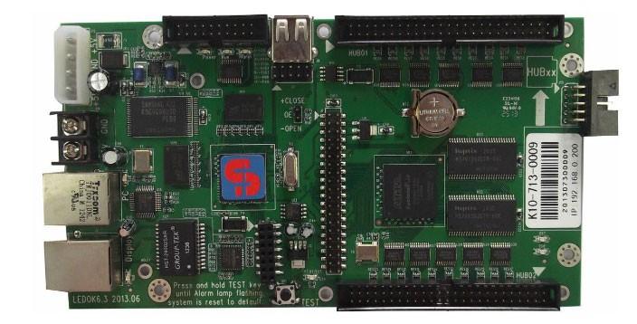 Xixun K10 Cascade LED Display Controller,Asynchronous LED Sender