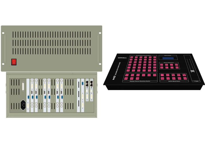 VDWALL LVS5066 HD Switcher Station,HD LED Video Controller