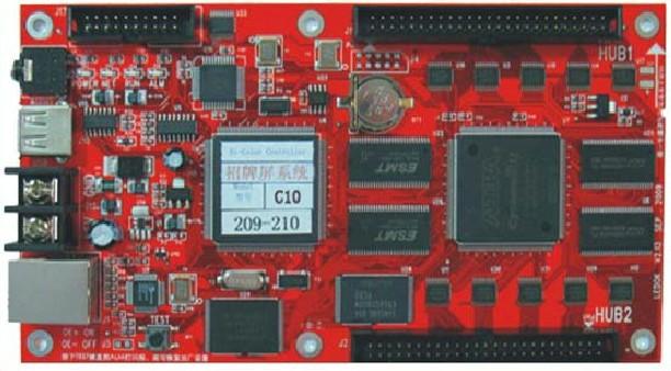 XIXUN C10 Fullcolor LED controller
