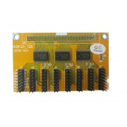 Listen Hub08-128 LED Hub Card Transfer Board