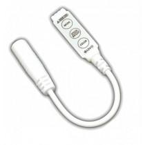 Mini 3-Key RGB LED controller for RGB LED Strip