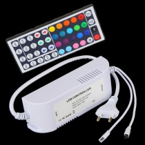 44 Key IR Remote LED Controller for RGB LED Strip Light