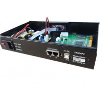 Linsn TS851 LED Sender Box with SD801D LED Card Inside