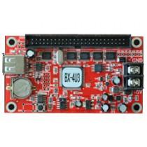 ONBON BX-4U3 Double-Color and single-color Async U disk LED CARD