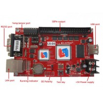 Listen LS-D5 LED Control Card for Double color LED Screen