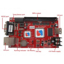 Listen LS-D4 Double Color LED Control Card