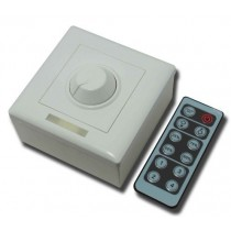 Infrared 12-Key LED Triac Dimmer
