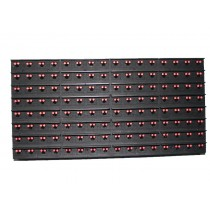P20 outdoor single RED color LED display Unit