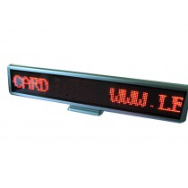 T16128R desktop LED display