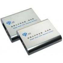 TX-F09F LED Single Mode Fiber Optic Repeater
