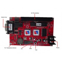 Listen LS-Q0 Tri Color LED Control Card